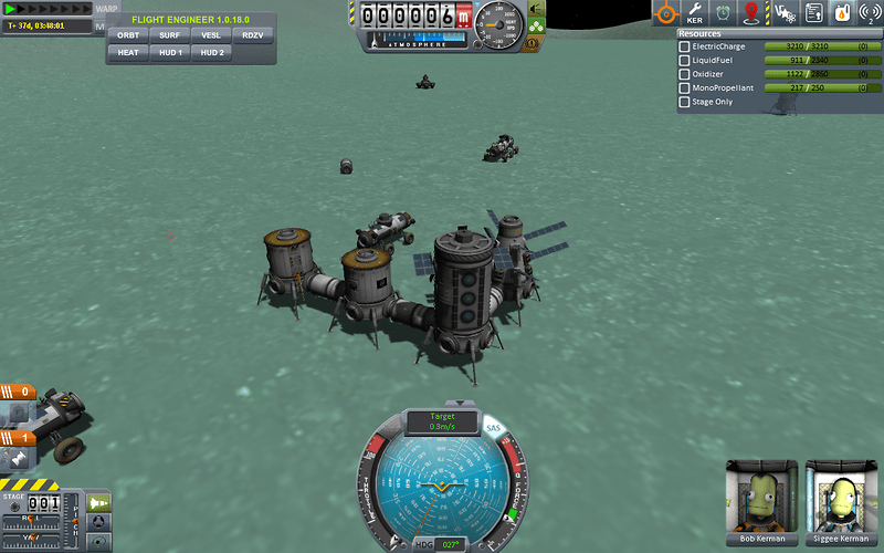 Base on Minmus