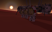 First Kerbals on Duna